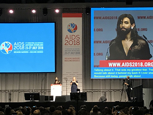 conchita wurst aids2018