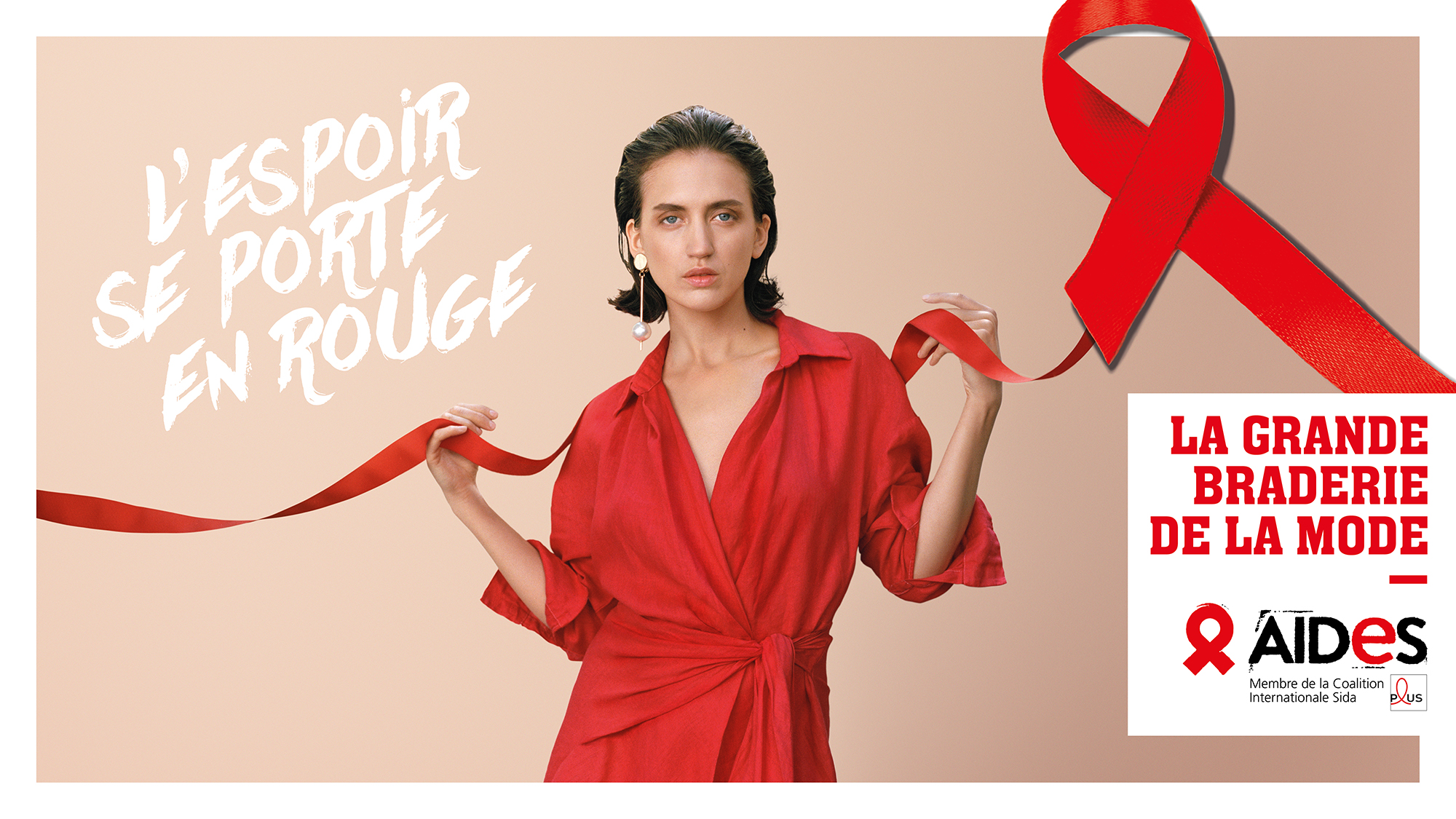 braderie mode ete 2019 espoir rouge sida shopping solidaire