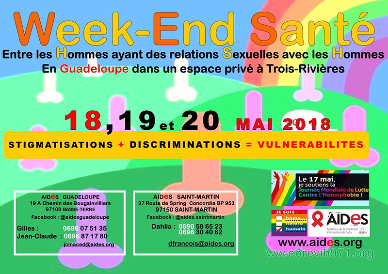 weekend santé hsh idahot guadeloupe