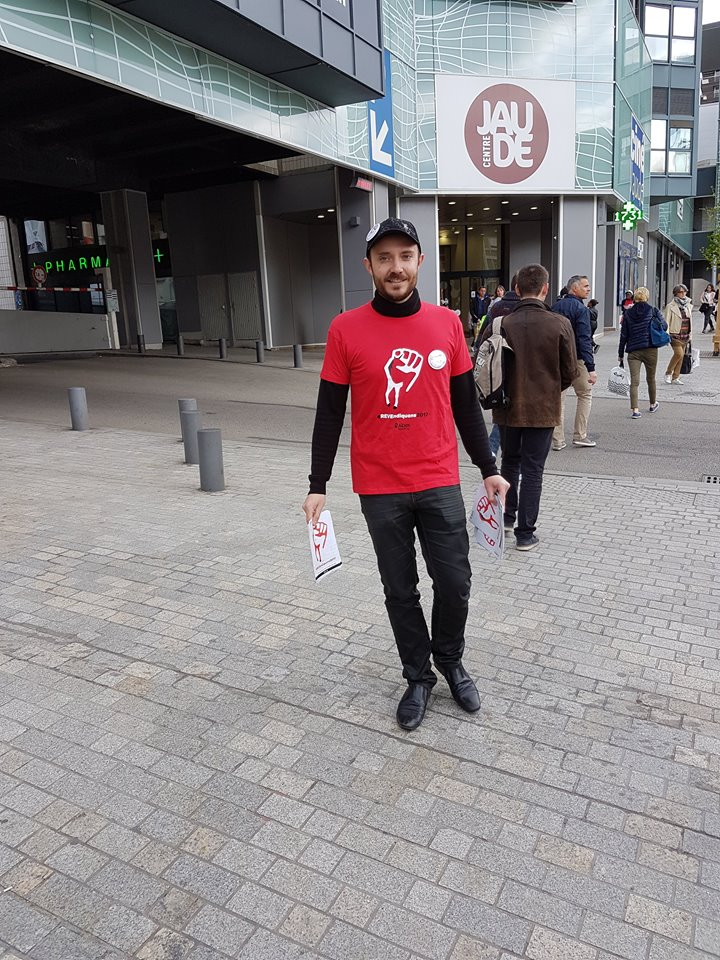 tractage clermont jaude